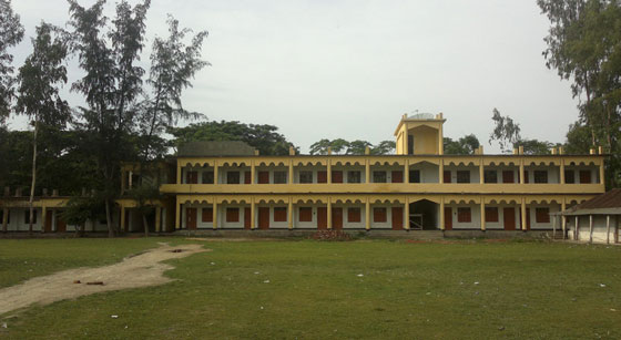 Morshed Alam High School